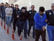 Turkish Forces Arrest 8 People Over Suspected Links to Gulen in C ..