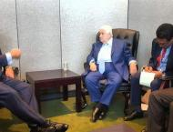 Iran, Syria Foreign Ministers discus Astana process for peace in  ..