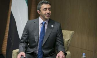 Abdullah bin Zayed receives Jordanian FM