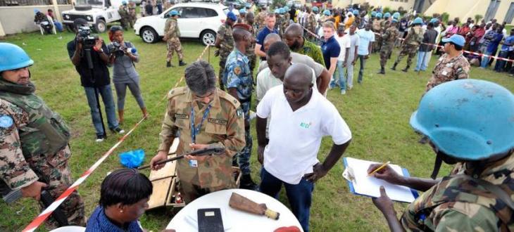 Disarmament, Reintegration Program Vital For Peace in CAR - UN Mission