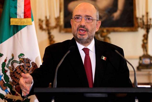 UAE Ambassador meets Mexican Undersecretary of Foreign Affairs