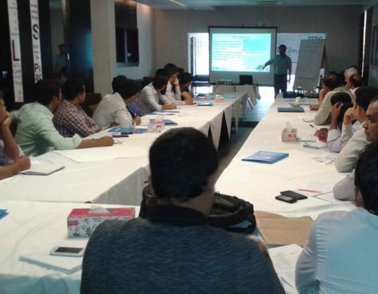Workshop on effluent treatment plant held in Sialkot