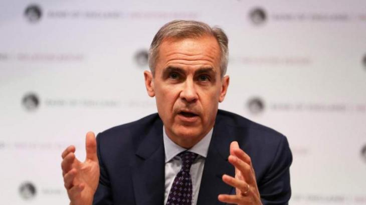 Bank of England Governor Carney's Term Prolonged Until 2020 - UK Government