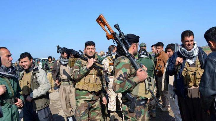 Iranian Army Chief Calls on Iraq to Hand Over Kurdish Militants