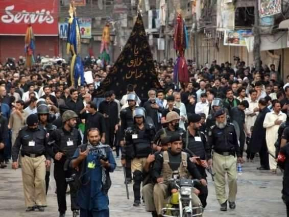 Rescue 1122 finalizes plan for Muharram in Multan