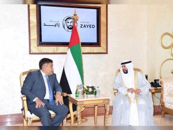 UAE, Kazakhstan discuss parliamentary cooperation
