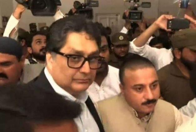 Court extends physical remand of Fawad Hassan Fawad
