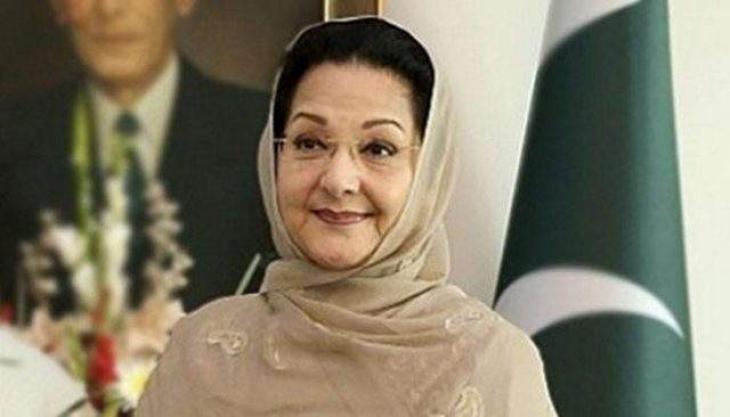 KP Governor grieves over death of Begum Kulsoom Nawaz