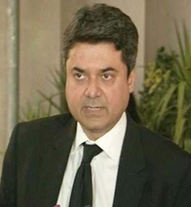 Corrupt elements won't be spared: Farogh Naseem