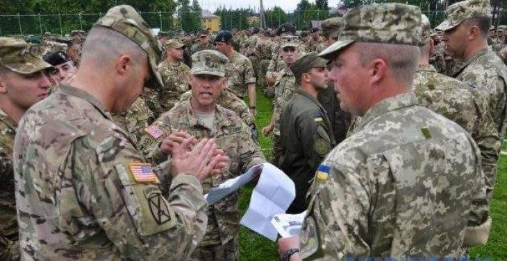 Rapid Trident-2018 Multinational Drills in Western Ukraine Enter Active Phase - Kiev