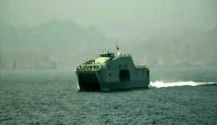 Pakistan Navy Ship KHAIBAR visits Muscat during RMSP deployment