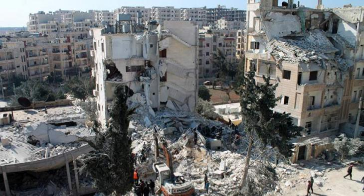 German Bundestag Research Service Says Joining Strikes in Syria Would Be Unconstitutional