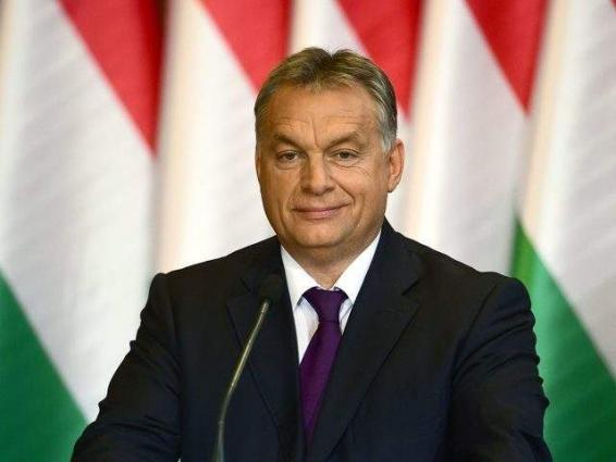 Hungarian Prime Minister Says to Defend Country's Interests During Brussels Visit