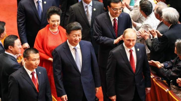 Putin Buys Russian Traditional Drink for Xi at EEF, Jokingly Asks for Money Back in Yuan