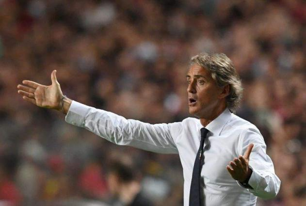 Mancini defiant as Italy crisis deepens