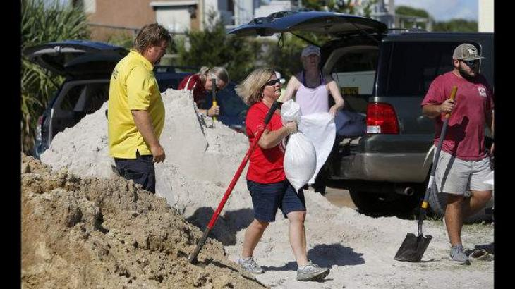 S. Carolina Mobilizes 1,600 National Guard Troops Ahead of Hurricane Florence - Pentagon