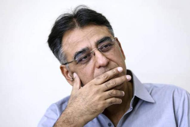 Services sector can help check illegal transfer of foreign exchange: Asad Umar