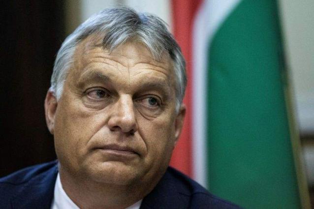 Hungary's Orban condemns EU 'blackmail'