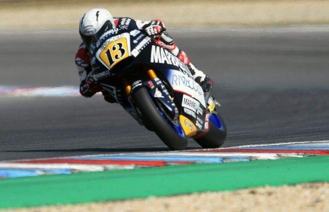 Disgraced Fenati loses licence after pulling rival's brake