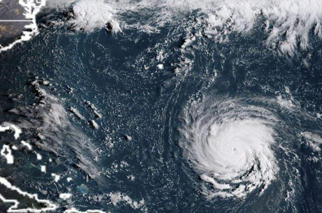 A million told to flee as Hurricane Florence stalks US East Coast