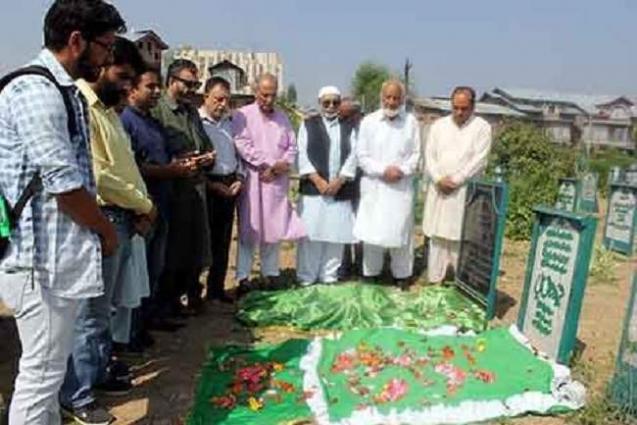 Photojournalist Mushtaq Ali remembered on death anniversary