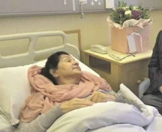 Business community grieved over Kalsoom's death