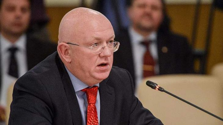 Nebenzia Confirms Next Trilateral Summit on Syria to Take Place in Russia