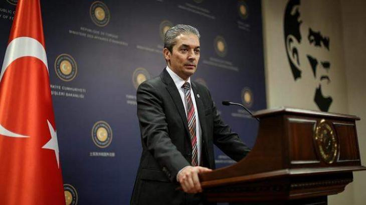 US Shows Bias in Middle East Peace Process by Closing Palestine's PLO Office - Ankara