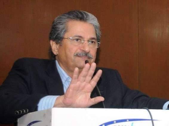 Special programme to mainstream street children to be unveiled soon: Shafqat Mahmood