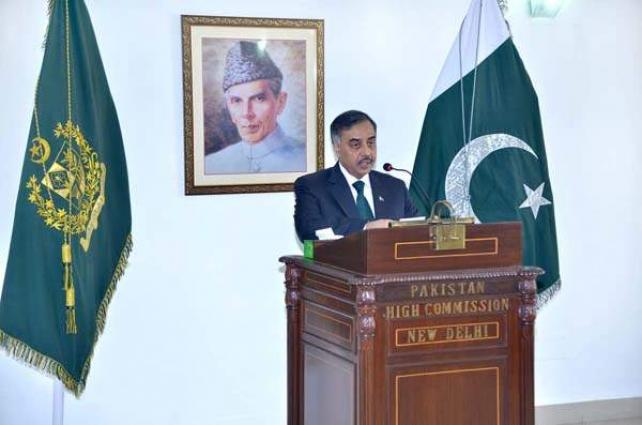 Quaid's death anniversary commemorated at Pakistan High Commission New Delhi