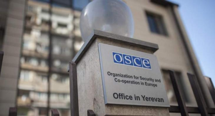 Moscow Indicated Inadmissibility of Discrimination of Crimean Delegates to OSCE Leadership
