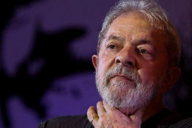 Brazil's Jailed Ex-President Lula Gives Up on Running for Presidency - Reports