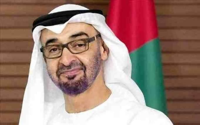 Mohamed bin Zayed gets Chadian President's note