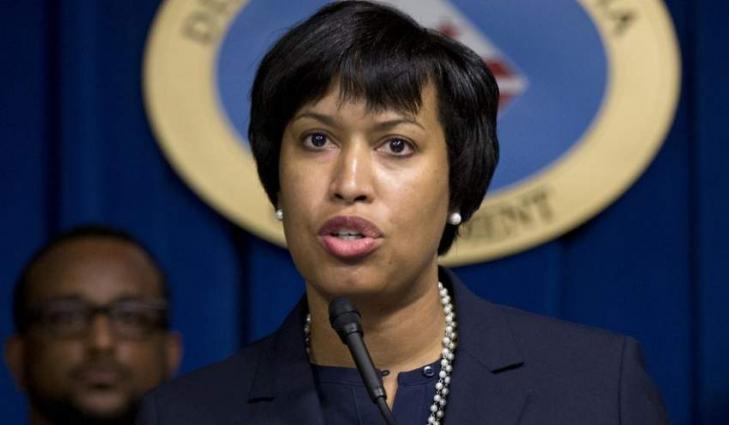 Washington mayor declares emergency ahead of Hurricane Florence