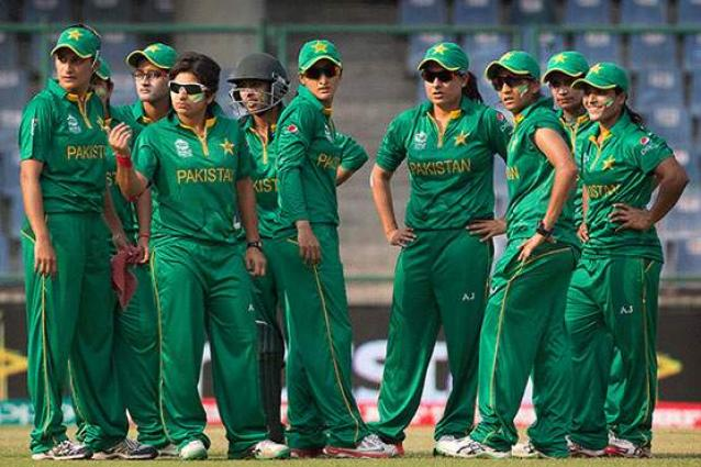 PCB announces tour programme of women cricket team