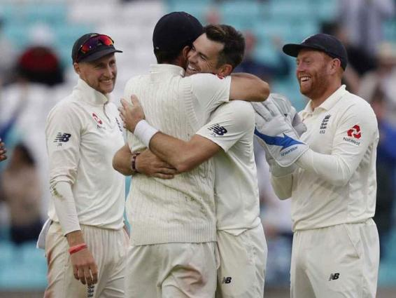 England beat India by 118 runs to win fifth Test