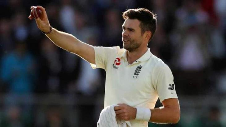 Anderson breaks record for most Test wickets by a fast bowler