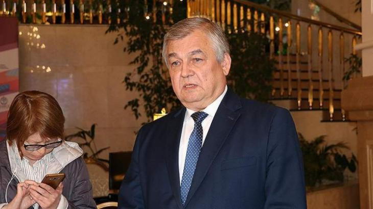 Lavrentyev Urges Int'l Community for Careful Assessment of Any Chemical Incidents in Idlib