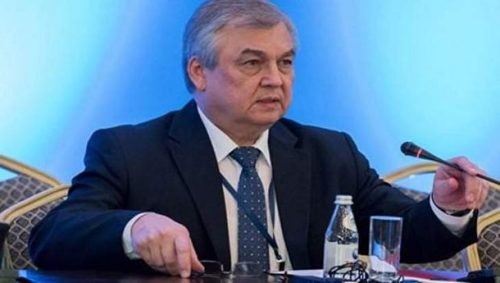 Syrian Government Ready to Contribute to Creating Constitutional Commission - Lavrentyev