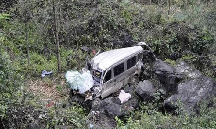 Three died as jeep plunges into ravine in Kohistan