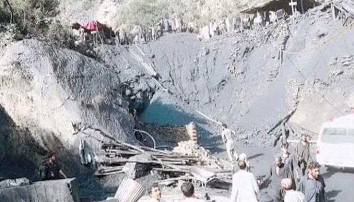 Nine labourers killed in Kohat coal mine explosion in Islamabad