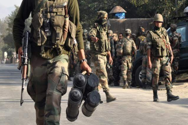 Troops launch search operations in Tral, Rajouri