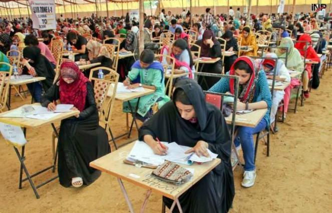 63.15 % pass Lahore Board Intermediate exam 2018