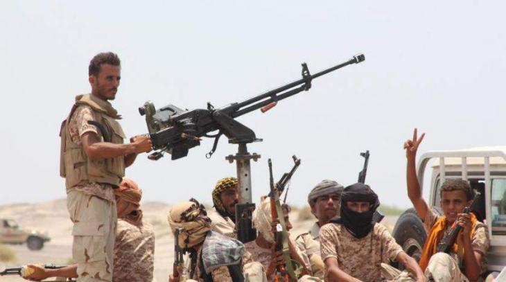 Houthi militias target Yemeni family with mortar shell