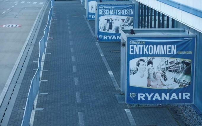 German strike plunges Ryanair into fresh turmoil
