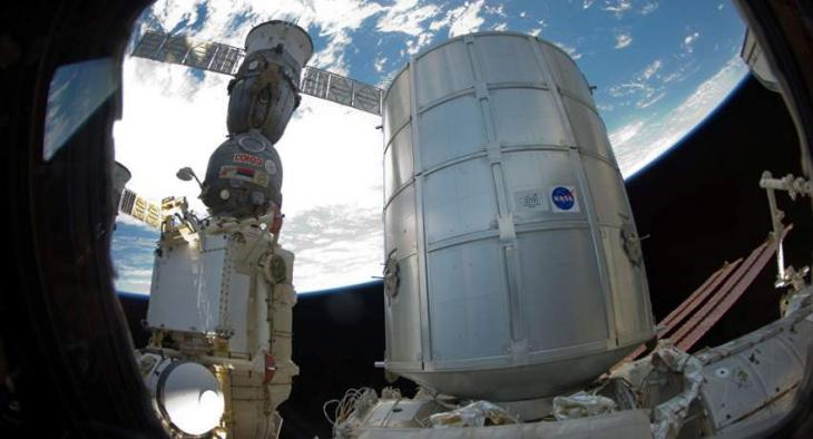 Rumors About Hole on Soyuz Spacecraft Harm Relations Among ISS Crew - Roscosmos Head