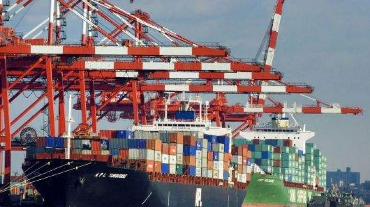Services trade deficit shrinks by 13.58% in July