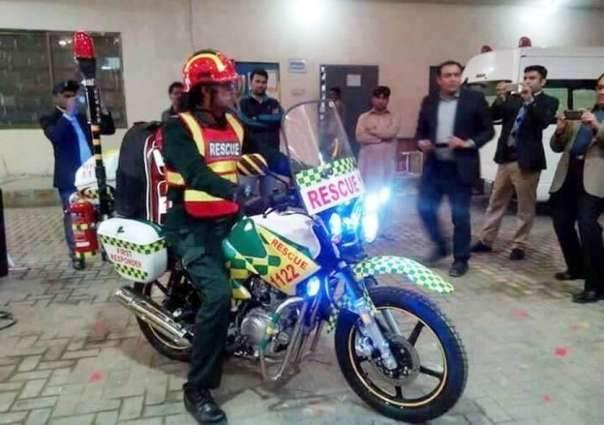 Rescue 1122 issues high alert notice for Muharram: Spokesman