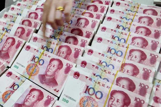 China's new yuan loans fall in August