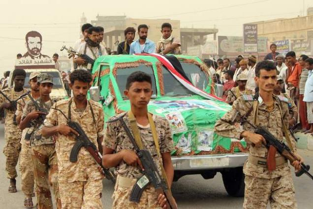 Yemen pro-govt forces take main rebel roads into Hodeida: military sources
